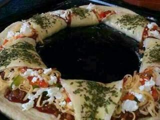 Folded Pizza
