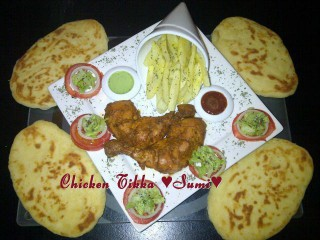 Easy Tikka Chicken