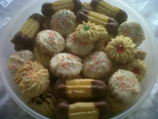 Butter Biscuits Recipe By Pat Govender
