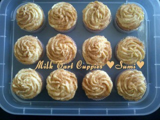 Milk Tart Cuppies