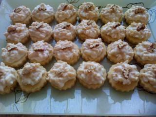 Rice Crispie Biscuits