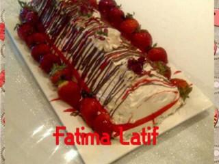 Boudior Pyramid Dessert