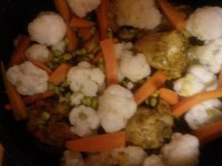 Chicken & Vegetable Tarkari