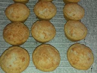 Coconut Jam Tart