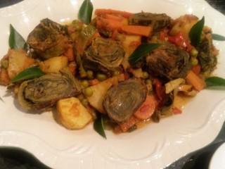 Pateria/patta Veg Dish
