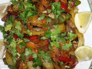 Chicken  With Stir Fry Veg