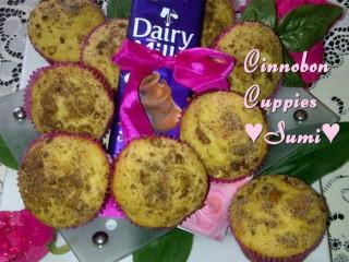 Cinnobon Cuppies
