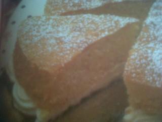 Never Fail Sponge Cake