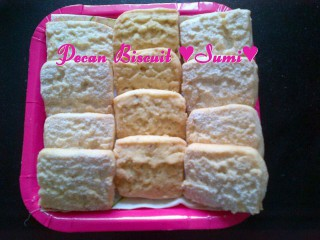 Pecan Biscuit