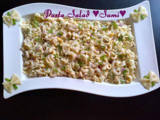 Pasta Salad Recipe For Braai
