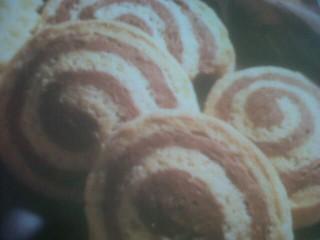 Pinwheel Biscuit