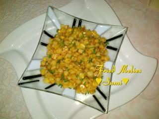 Fried Mealies