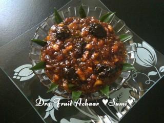 Dry Fruit Achaar