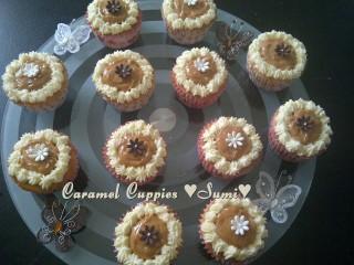 Caramel Cup Cakes