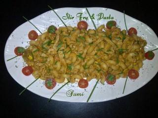 Stir Fry And Pasta
