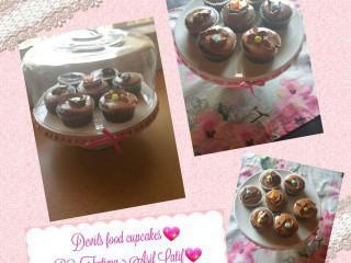 Devil Food Chocolate Cupcakes