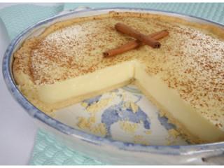 Creamy Milk Tart Recipe By Saadiyah Khan