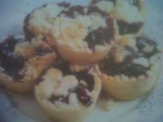 Blueberry Tarts