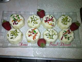 Mini Bread Desserts