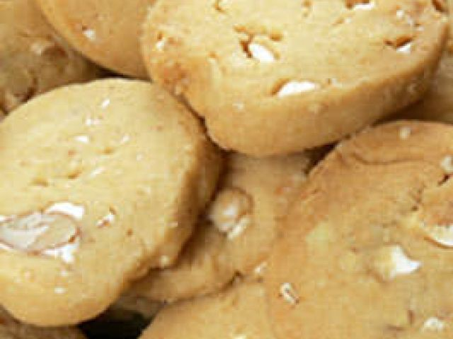 Nougat Butter Biscuits