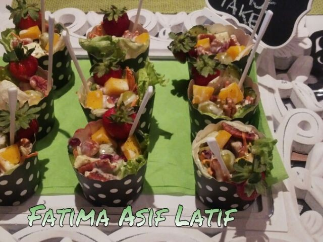 Mini Greek Salads