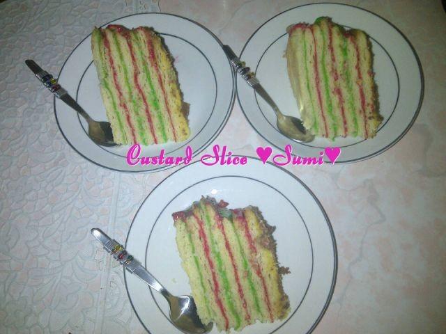 Custard Slice