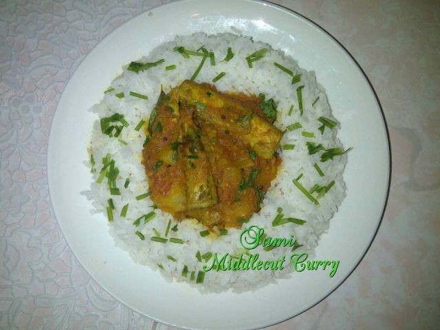 Middlecut Curry