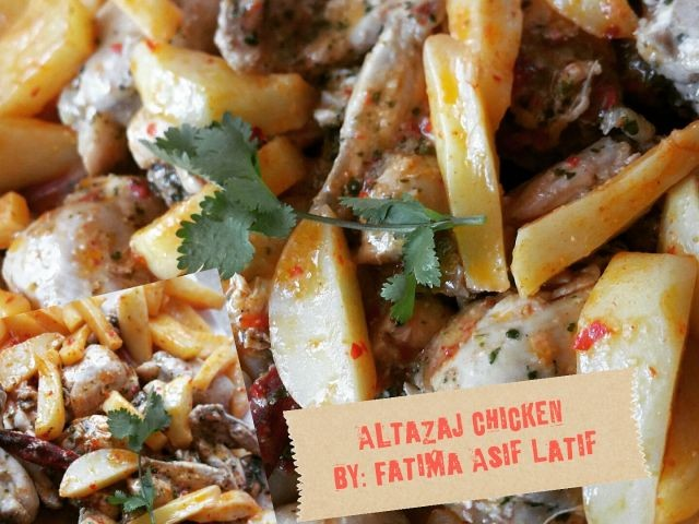 Altazaj Chicken