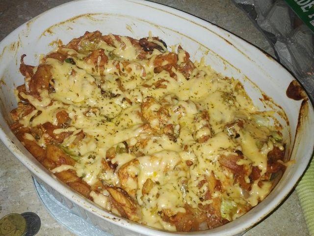 Chicken Fillet Casserole
