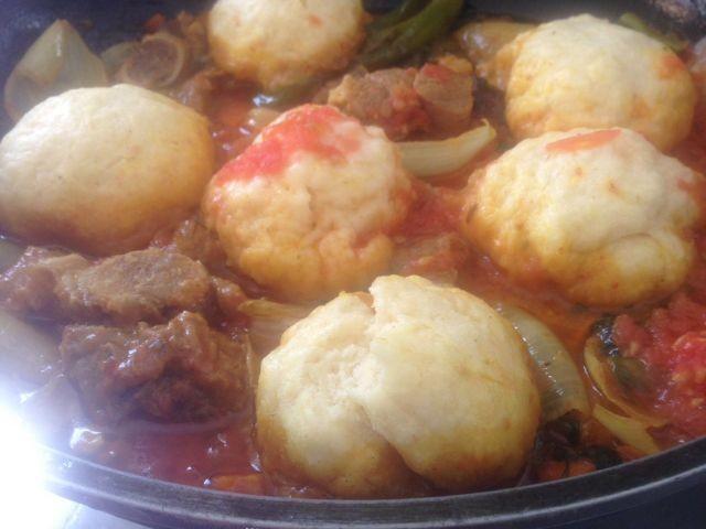 Mutton And Dumpling Stew | My Recipe