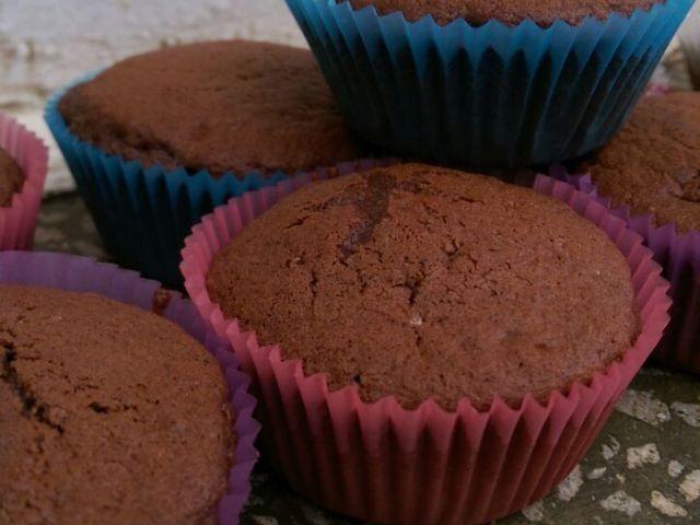 Easy Choc Cupcakes
