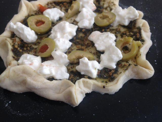 Za'atar Bread | My Recipe