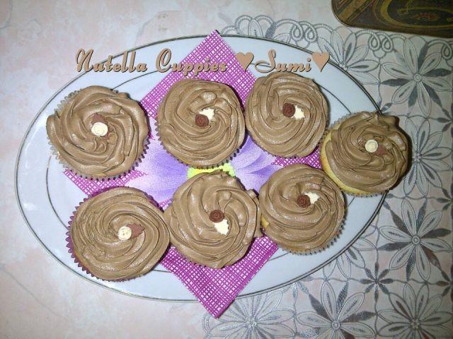Nutella Cuppies