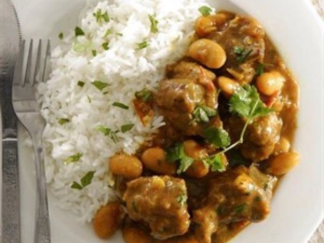 Butterbean Curry