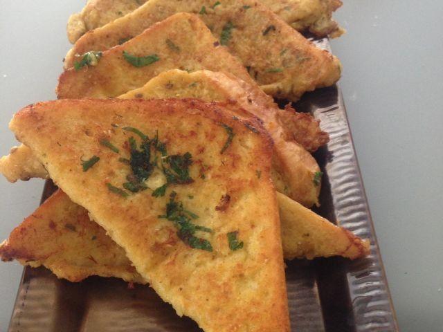 Egg Bread   My Recipe