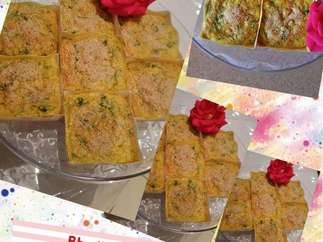 Bhaji Cake