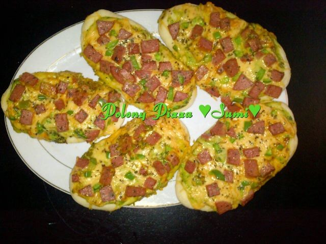 Oval Pizzas
