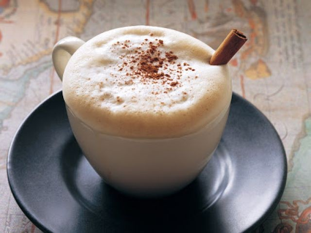 Spicy Moroccan Coffee