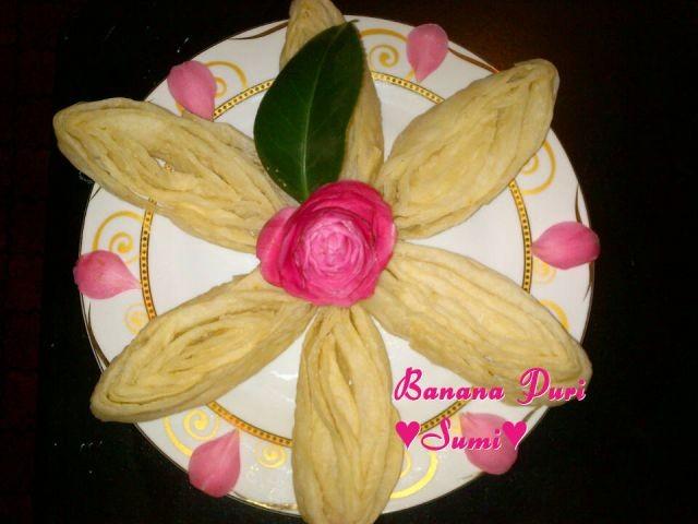 Banana Puri