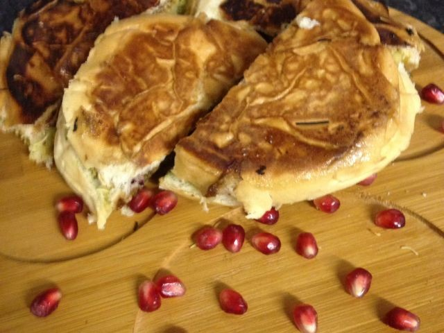 Indian Potato Sandwich | Mums Recipe