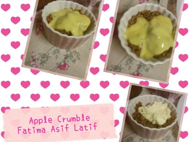 Apple Crumb