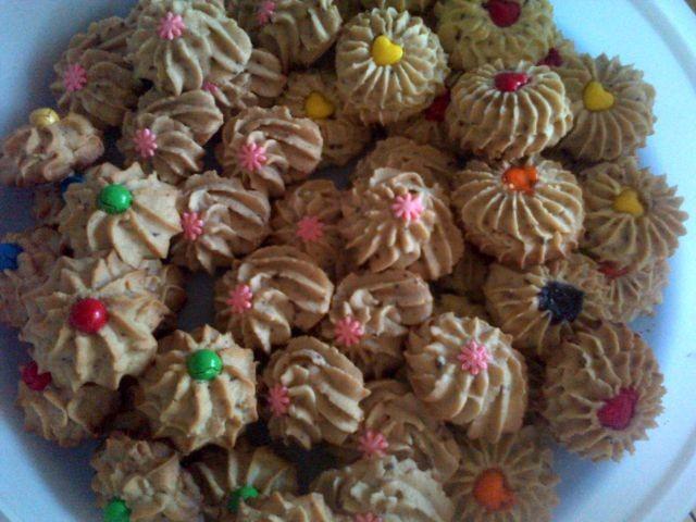 Pecan Puffs (pecan Nut Biscuits)