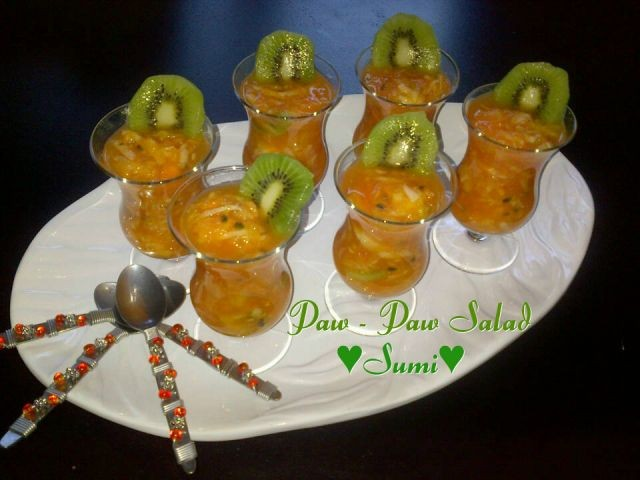 Paw- Paw Salad