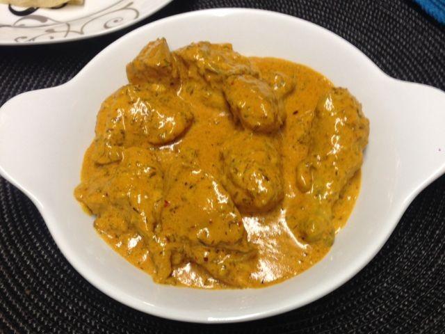 Creamy Garlic Chicken | My Recipe