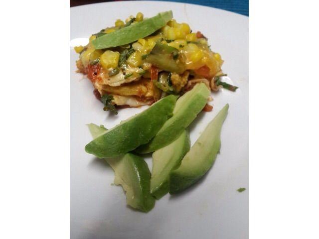 Mexican Chicken Enchilada Casserole | My Recipe