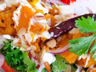 Lightly Spiced Butternut (salad)
