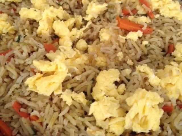 Chinese Fried Rice | My Recipe