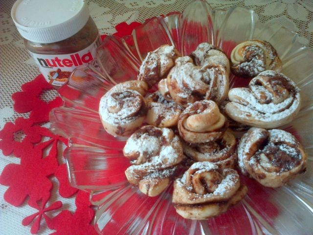 Nutella Knots
