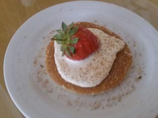 Jamie Olivers Easy 1 Cup Pancakes