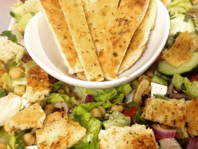 Fattoush Salad | My Own Do
